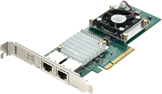 DXE-820T Dual Port 10GBASE-T RJ45 PCI Express Adapter