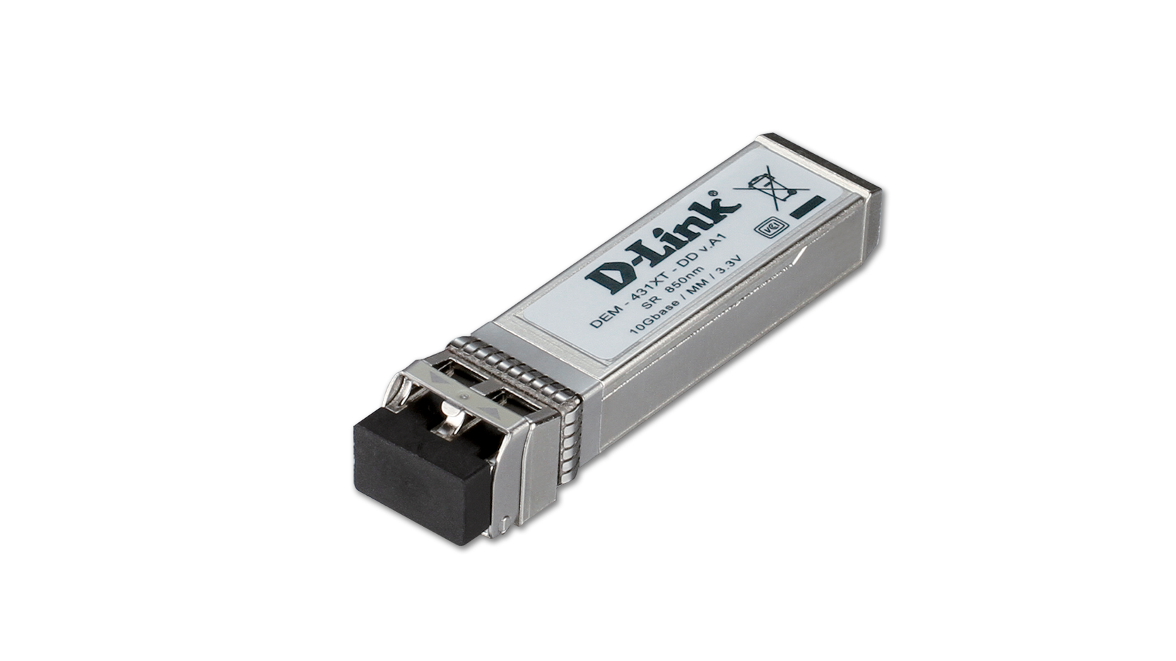 DEM-431XT 1-Port Gigabit PoE Splitter