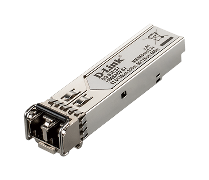 DIS-S301SX - Mini‑GBIC SFP to 1000BaseSX Multi‑Mode 550M Fibre Transceiver