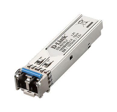 DIS-S301SX - Mini‑GBIC SFP to 1000BaseLX Single‑Mode 10km Fibre Transceiver