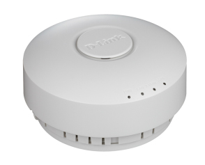 D-Link DWL-6600AP Side View