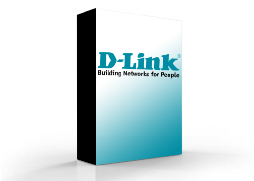 D-Link Services and Support Packages Box Shot
